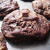 Recipe: Triple Chocolate Chunk and Peanut Butter Cookies