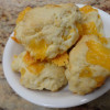 Recipe: Cheddar Cheese Buttermilk Biscuits