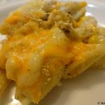 Recipe: Crispy Pasta Bake