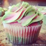 Recipe: Tie-Dye Cupcakes