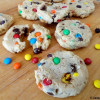 Recipe: Peanut Butter M&M Cookies