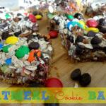 Recipe: Oatmeal Cookie Bars
