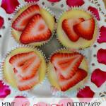 Recipe: Mini New York Style Cheesecakes