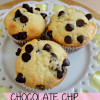 Recipe: Chocolate Chip Buttermilk Muffins
