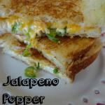 Recipe: Jalapeno Popper Sandwiches