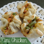 Recipe: Mini Chicken Pot Pies