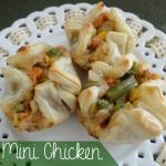 Recipe: Mini Chicken Pot Pies