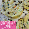 Recipe: Birthday Cake Cookies