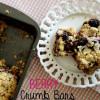 Recipe: Berry Crumb Bars