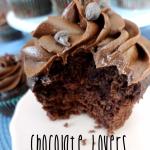 Recipe: Chocolate Lovers Cupcakes