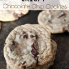 Recipe: Crispy Chocolate Chip Cookies