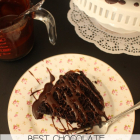 Recipe: Best Chocolate Bundt Cake with Chocolate Sauce