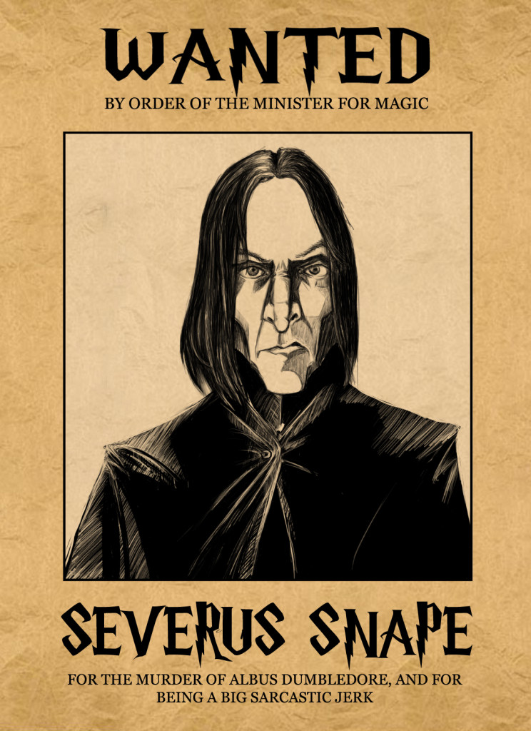 Wanted__Severus_Snape_by_peaz