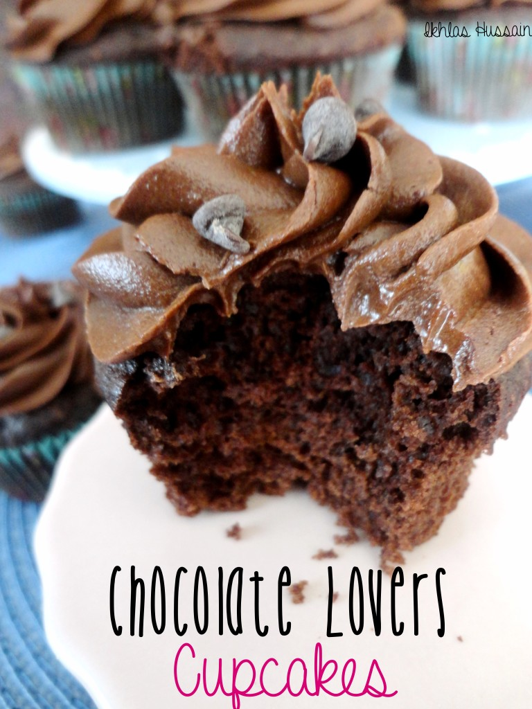 chocolate lovers cupcakes