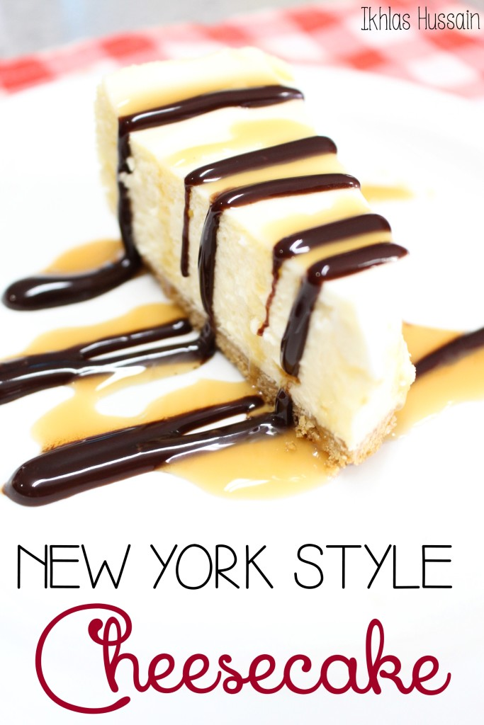 New York Style Cheesecake The Whimsical Whims Of Ikhlas Hussain